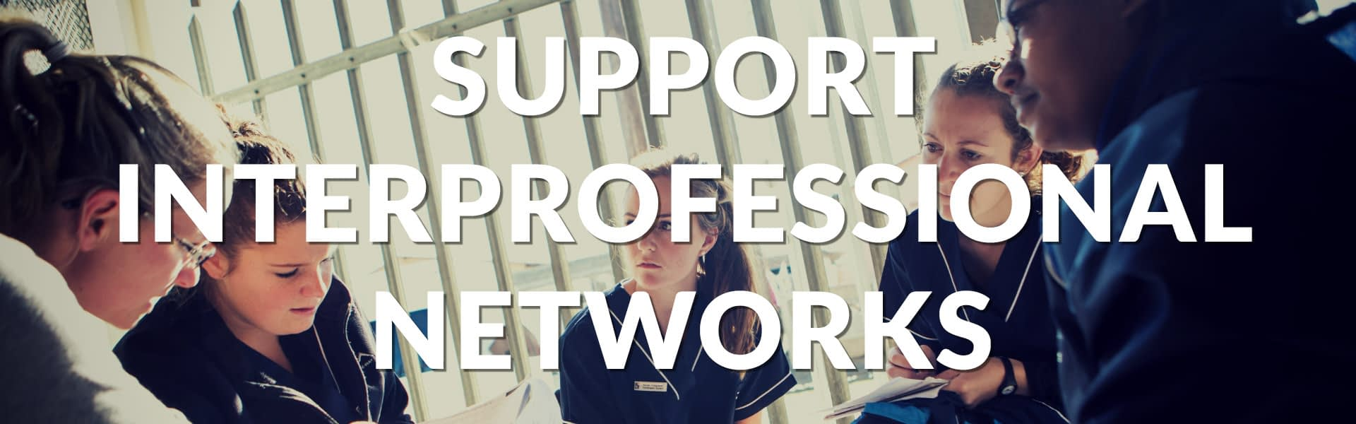Supporting IPECP networks